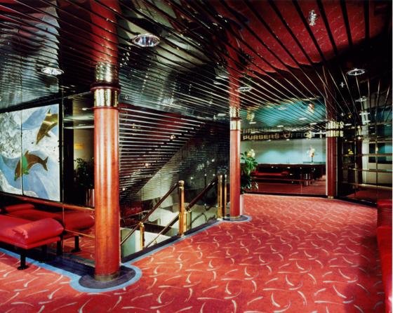 Cruise Ship Interiors   International Design Fusion